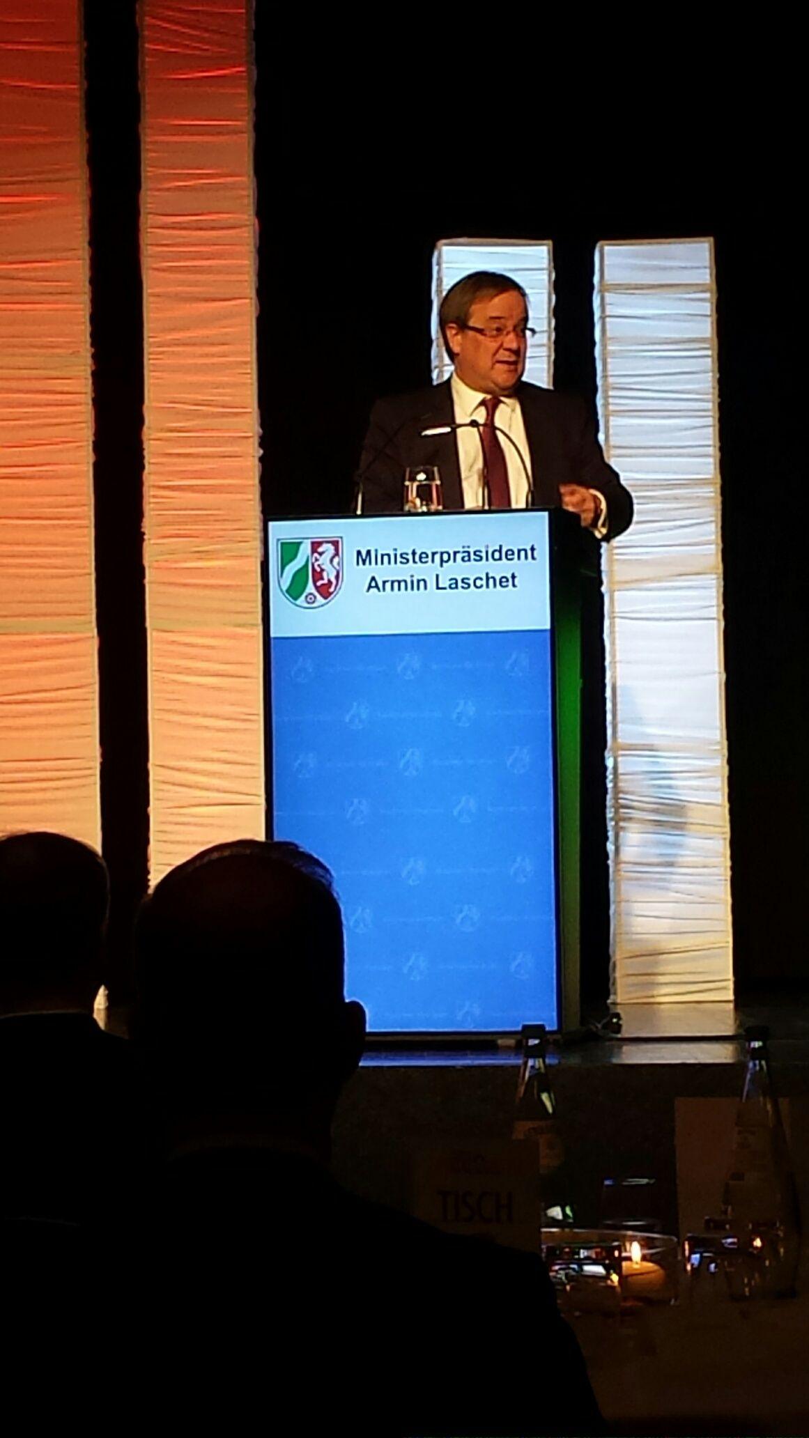 Ministerpräsident NRW Armin Laschet