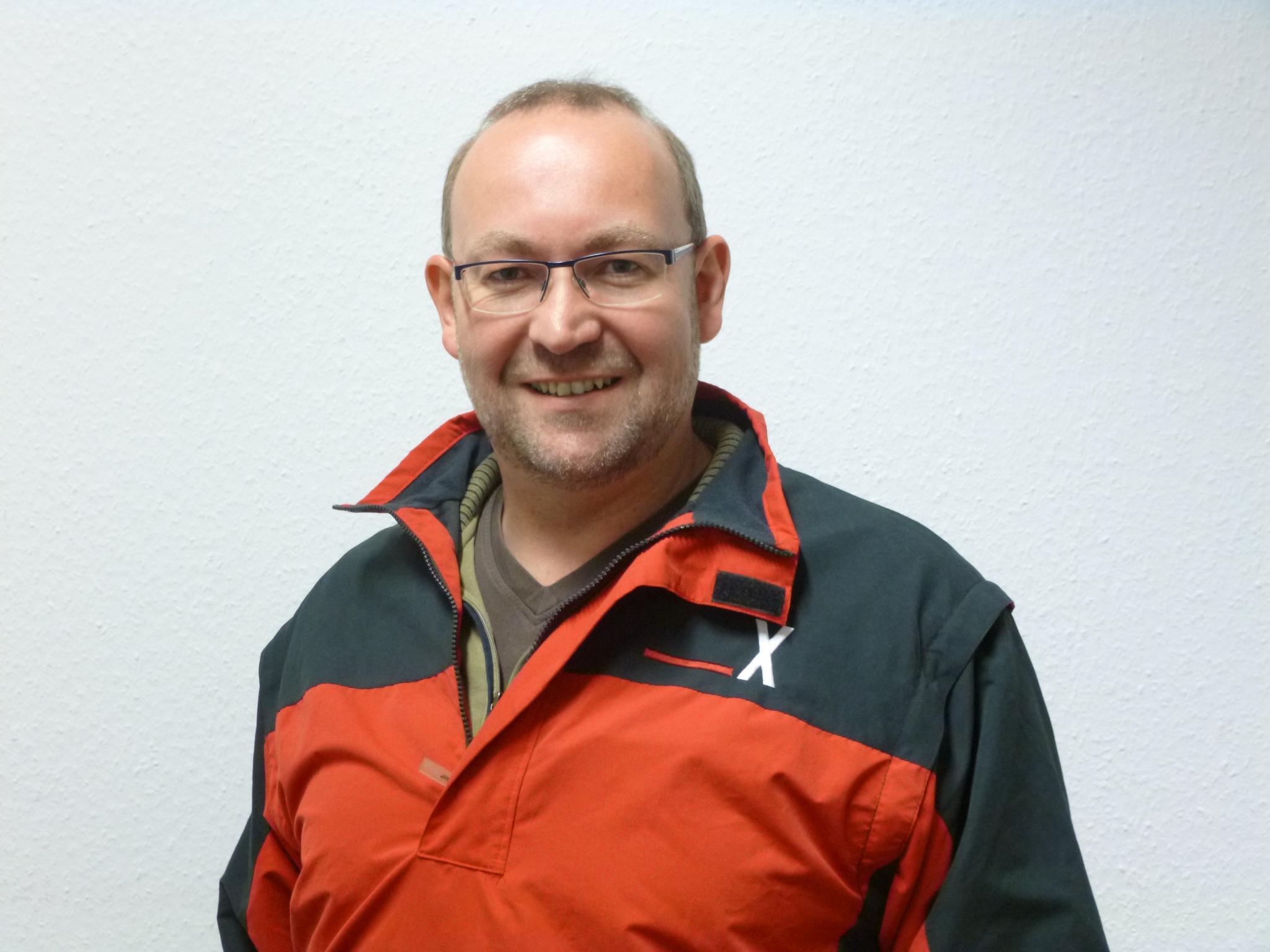 Thomas Högel, DGB-Kreisverbandsvorsitzender in Viersen