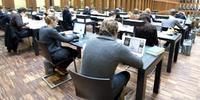 Foto Schulkonferenzen