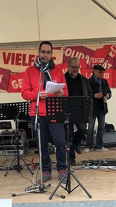 Emrah Bektas Vorsitzender SV Mönchengladbach