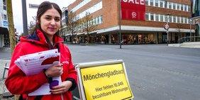 DGB für bezahlbaren Wohnraum auch in Mönchengladbach auf der Straße