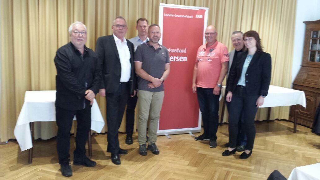KV Viersen mit Udo Schiefner, MdB