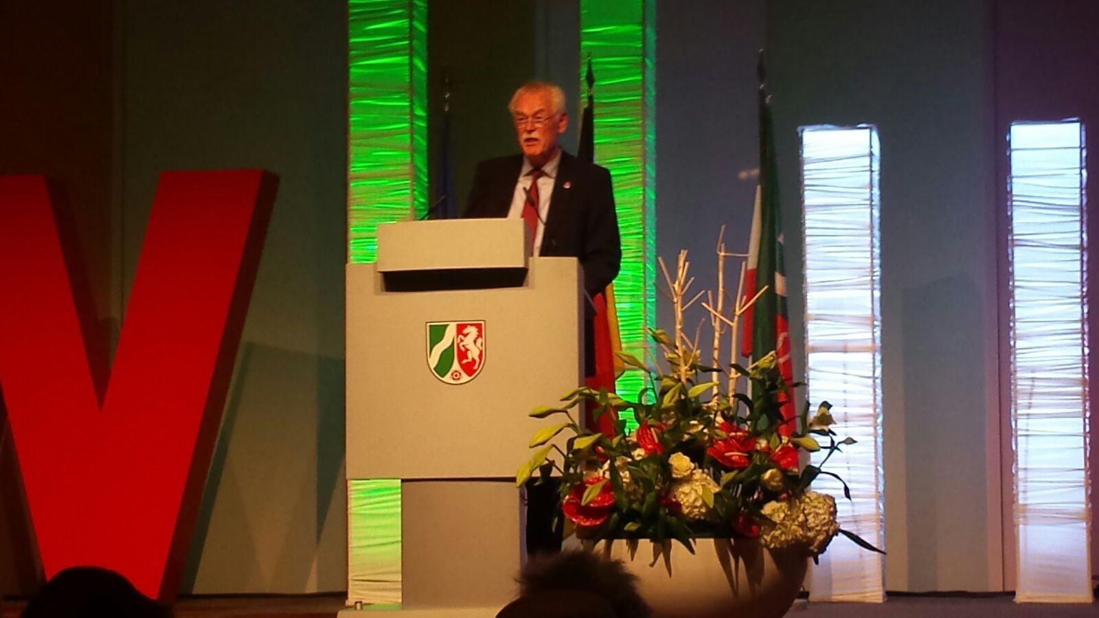 Andreas Meyer-Lauber, Vorsitzender DGB-Bezirk NRW