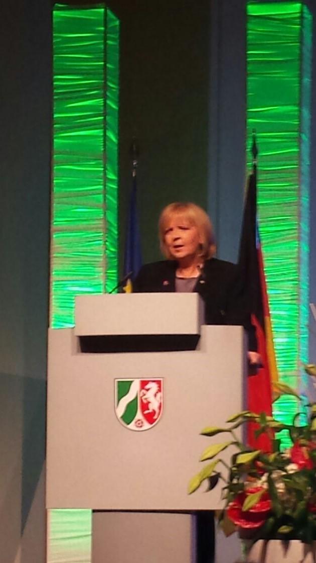Hannelore Kraft, Ministerpräsidenten des Landes Nordrhein Westfalen