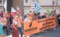 Demonstration: Seebrücke –schafft sichere Häfen. Düsseldorf für Humanität